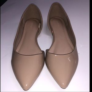 Nude Forever21 Flats